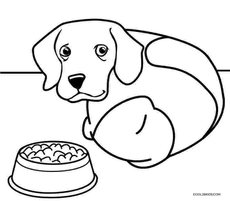 dogs to print printable dog coloring pages for kids cool2bkids dogs to print