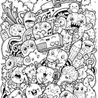 doodle art coloring book become a coloring book enthusiast with doodle art alley art doodle coloring book
