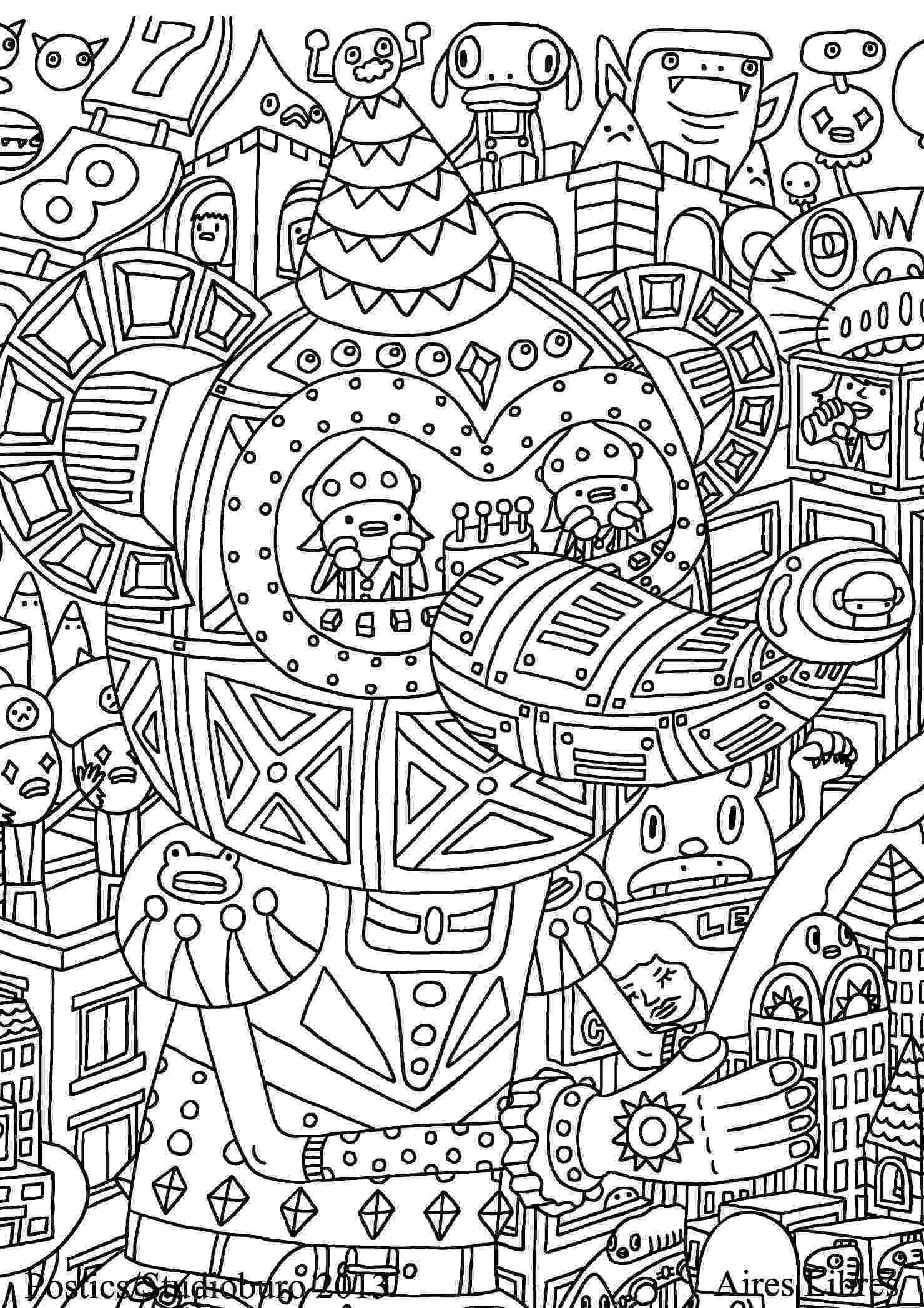 doodle art colouring cn39s drawing candy sweet january 2013 art colouring doodle