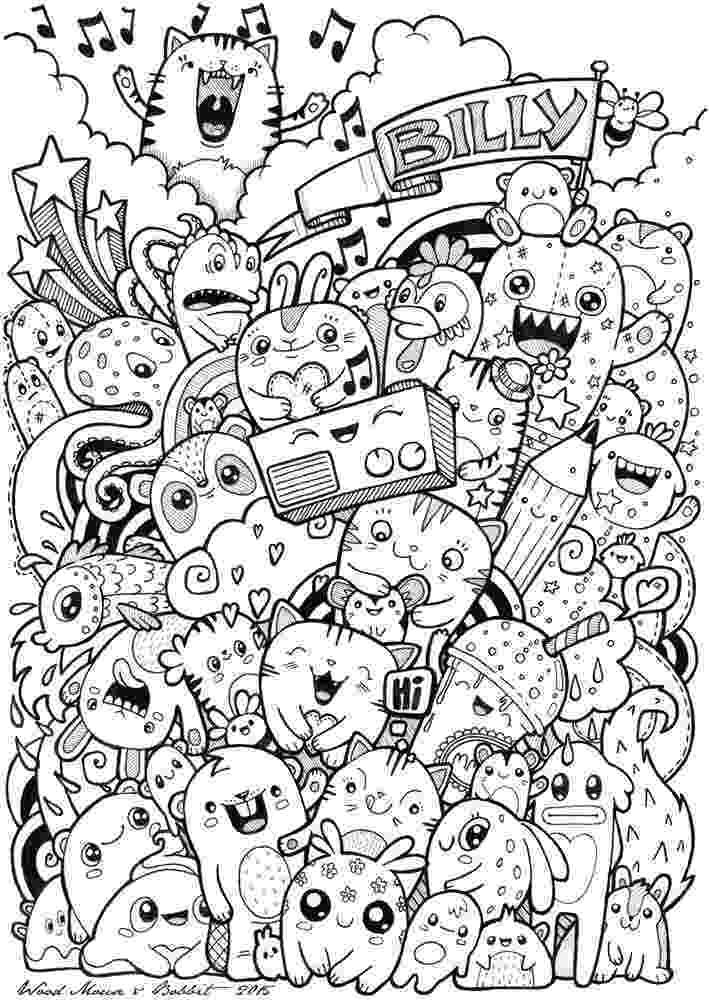 doodle art colouring doodle happy new year 2016 doodle art doodling adult colouring art doodle