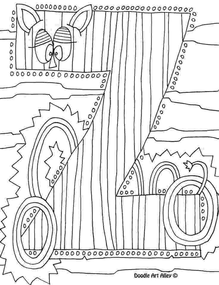doodle art colouring free coloring pages doodle art alley doodle colouring art 1 1