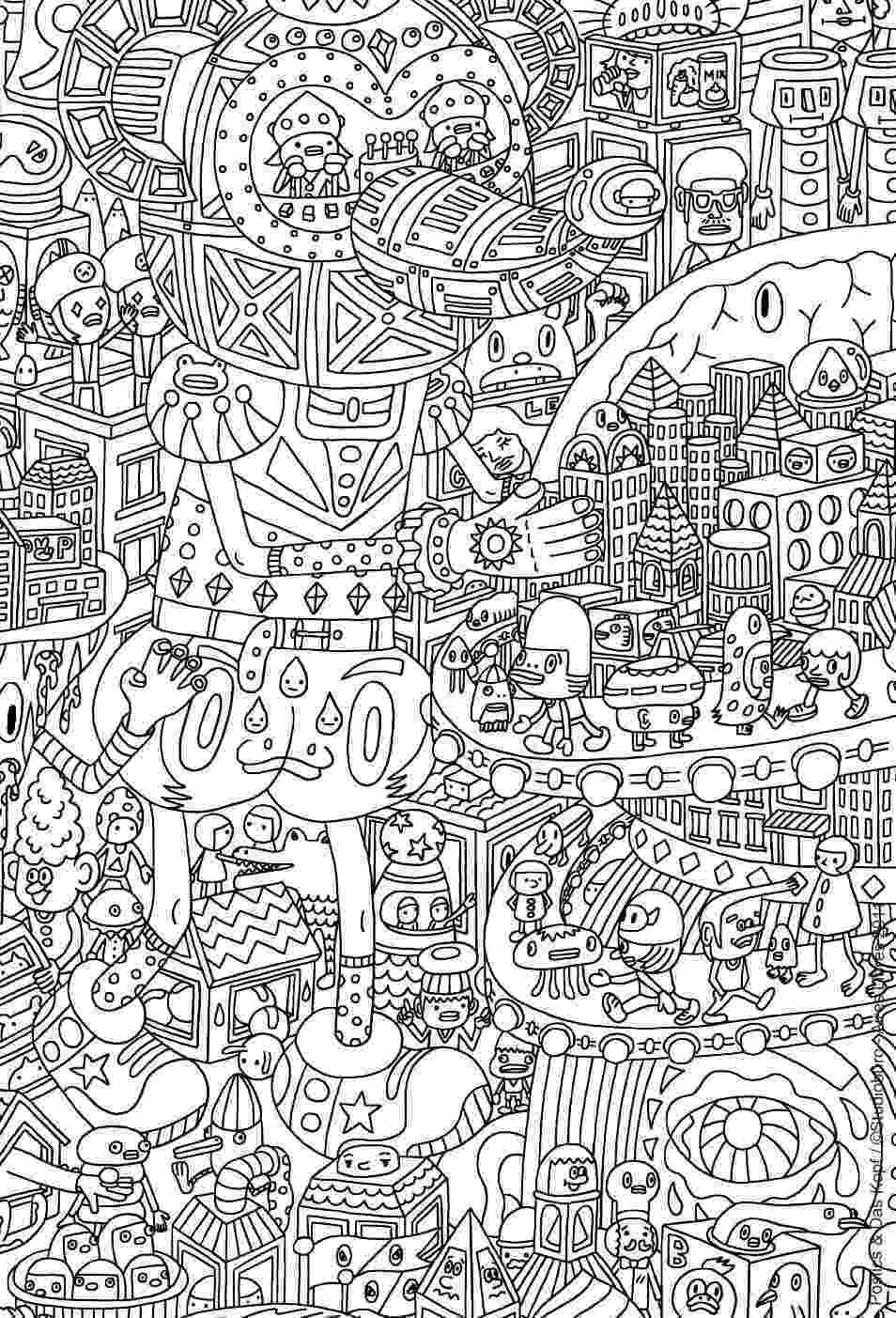 doodle art printables doodle coloring pages best coloring pages for kids doodle art printables 1 1