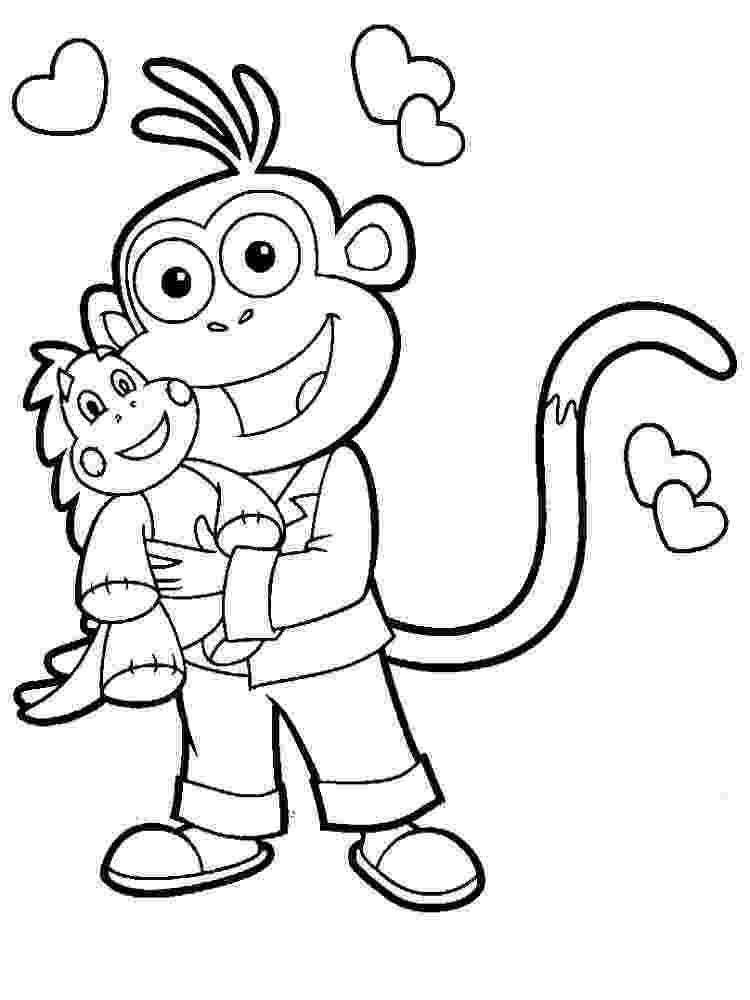 dora and boots coloring pages dora the explorer coloring pages download and print dora pages coloring boots dora and