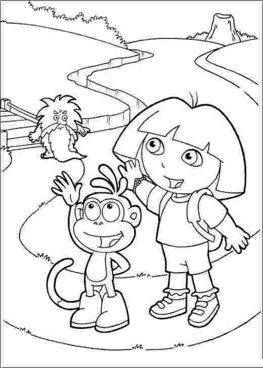 dora painting pictures dora coloring page soccer coloring pages pinterest painting dora pictures