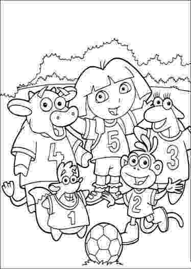 dora painting pictures dora the explorer coloring pages pictures painting dora