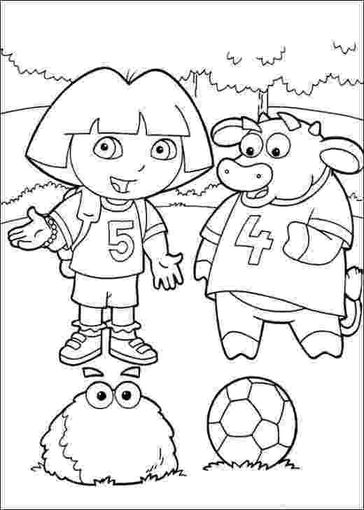 dora painting pictures dora the explorer kids coloring pages free colouring pictures painting dora
