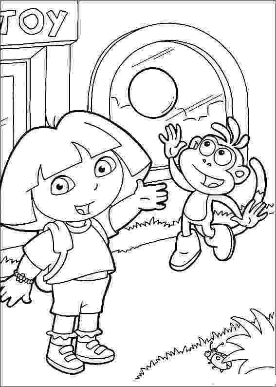 dora painting pictures drawings to paint colour dora the explorer print dora painting pictures