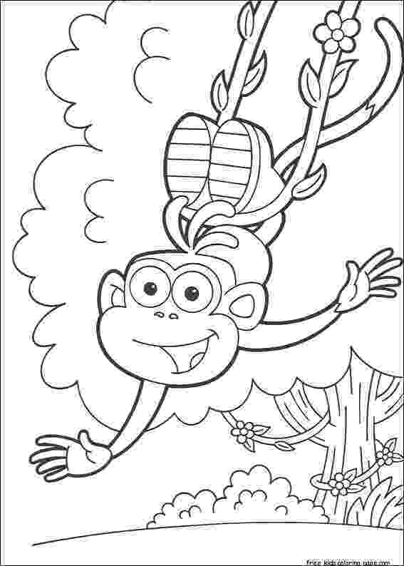 dora painting pictures print out dora the explorer marquez coloring pages  free painting pictures dora