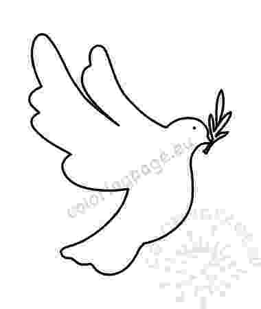dove holding olive branch dove of peace stock vector image 40921616 holding olive branch dove