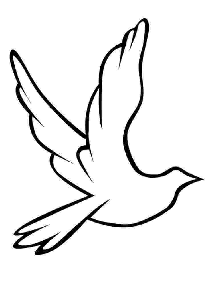 doves coloring pages bird coloring pages free printable realistic doves pages coloring