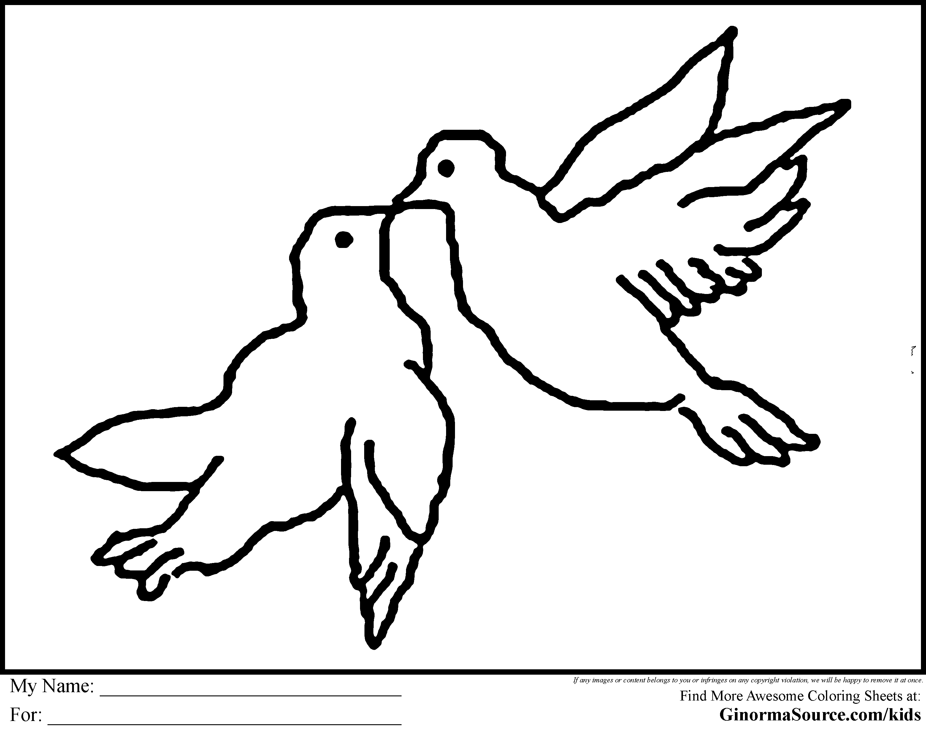 doves coloring pages dove coloring pages download and print dove coloring pages coloring pages doves