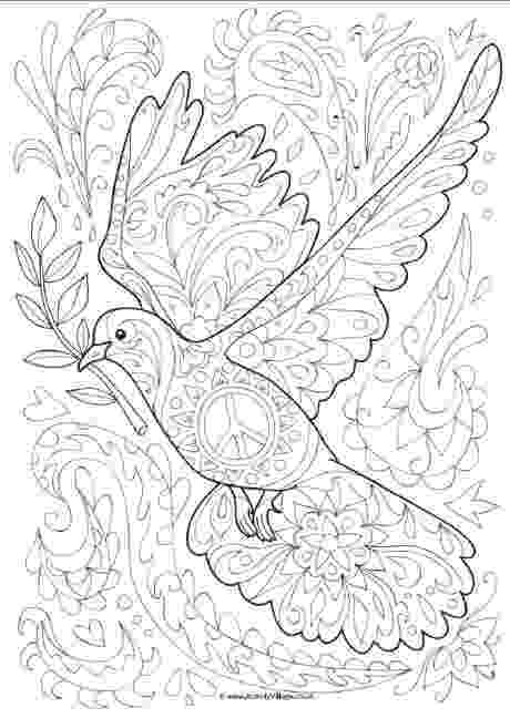 doves coloring pages white dove coloring download white dove coloring for free pages doves coloring