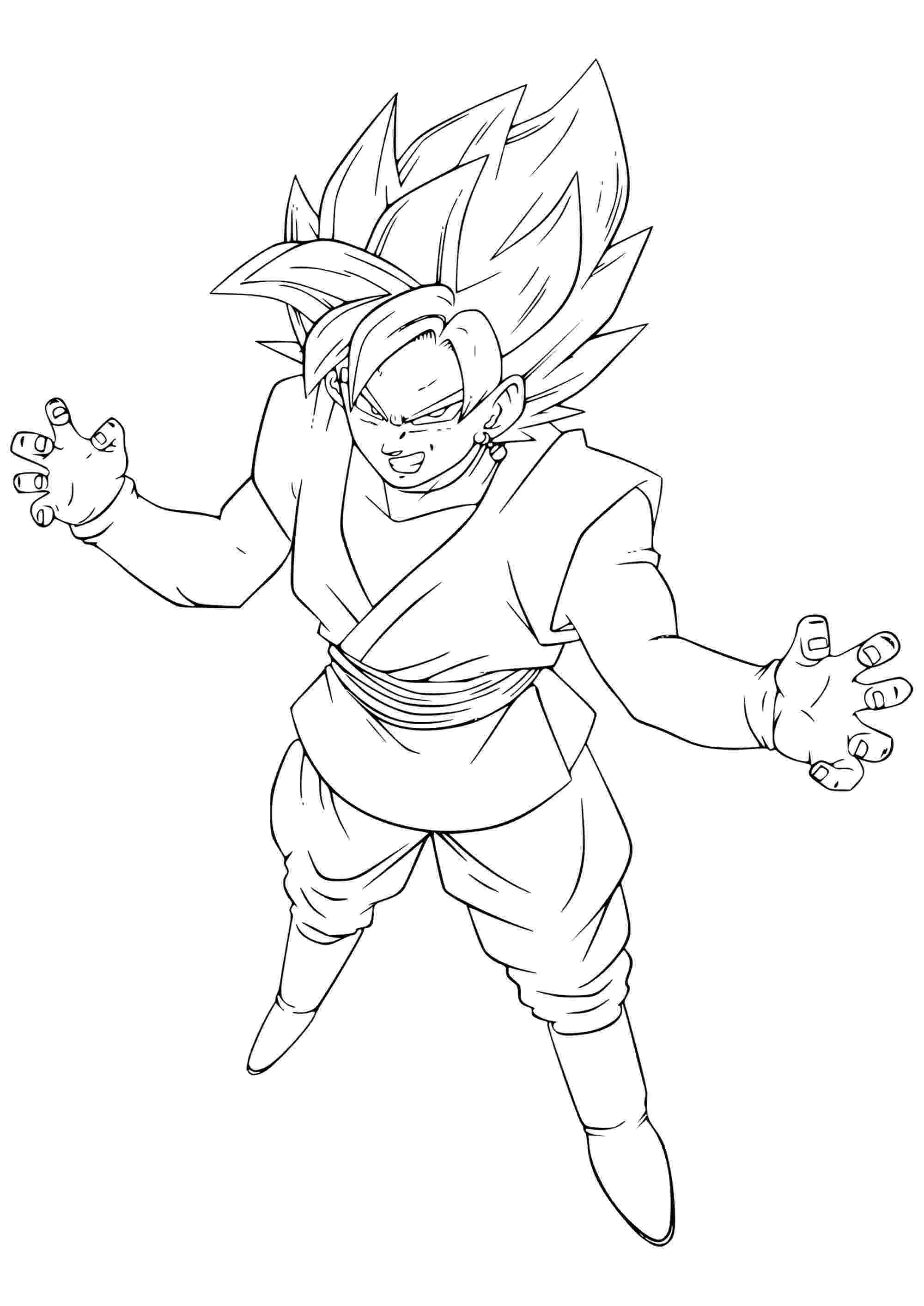 dragon ball coloring pages black pink goku dragon ball z kids coloring pages ball coloring dragon pages