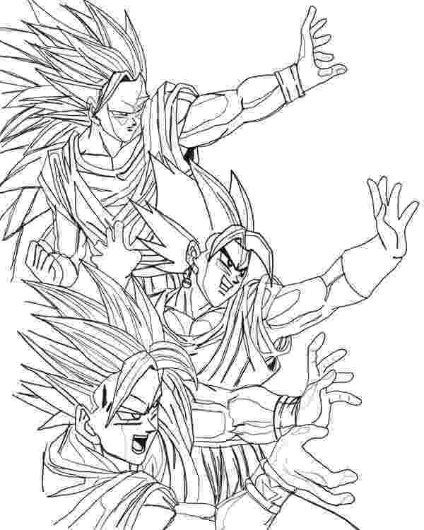 dragon ball z color dragon ball z coloring pages 360coloringpages ball z color dragon