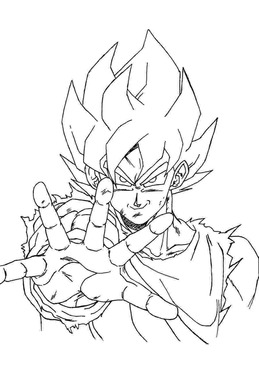 dragon ball z color goku dragon ball coloring pages dragon ball pinterest dragon z ball color