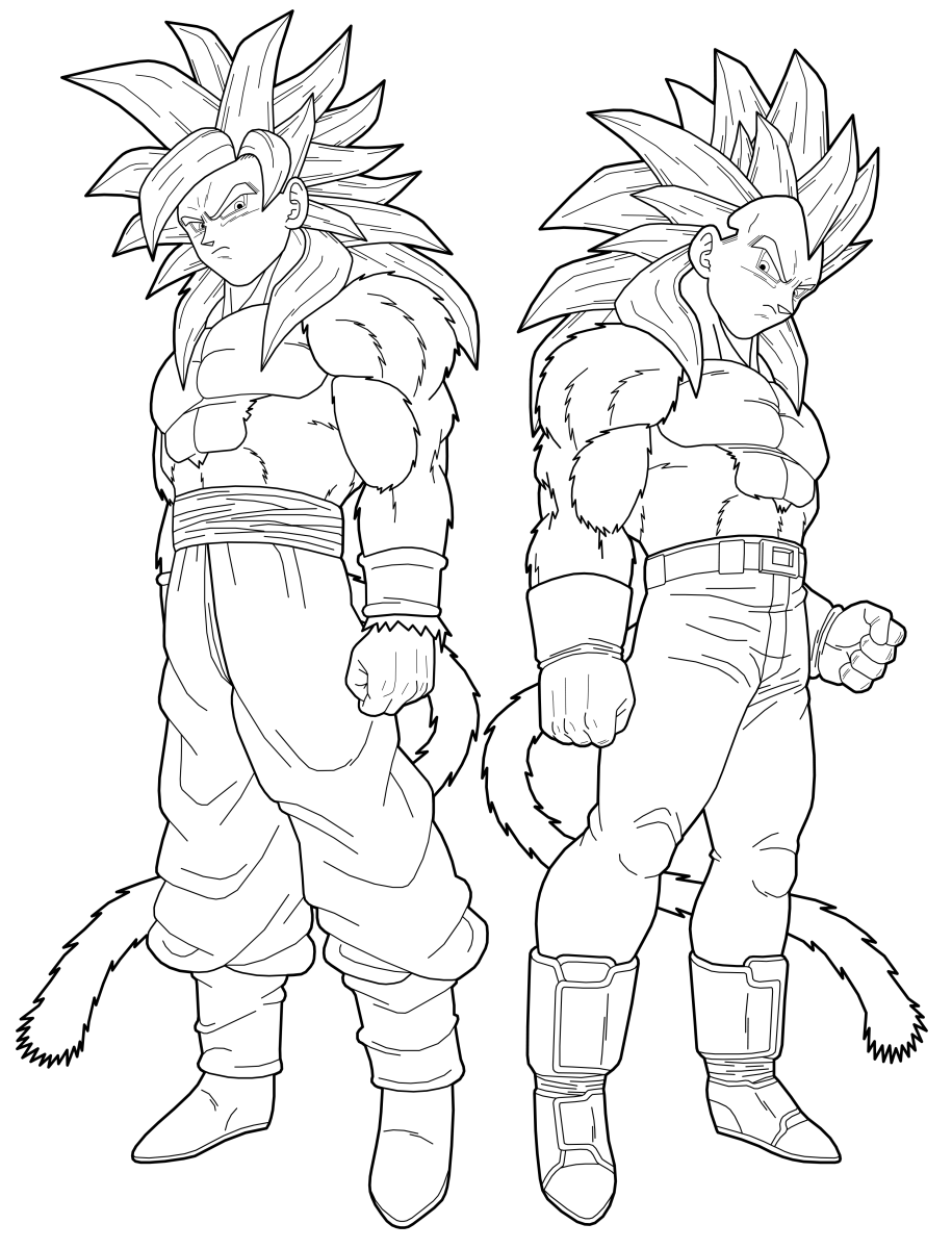 dragon ball z free coloring pages free printable dragon ball z coloring pages for kids z dragon free pages ball coloring