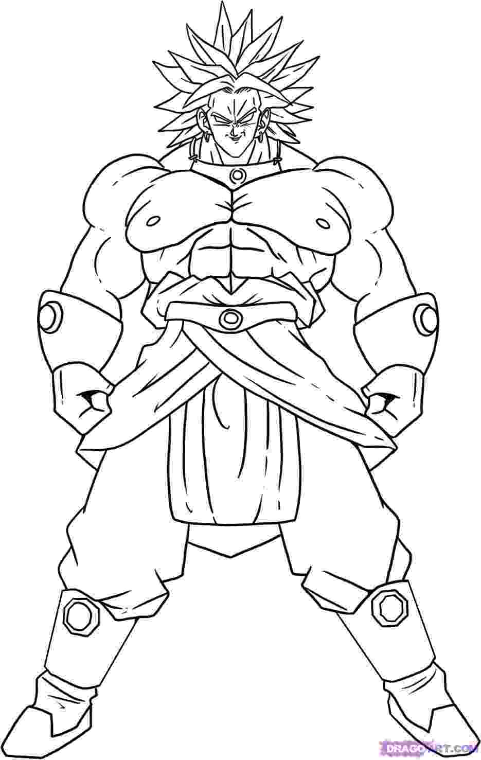 dragon ball z free coloring pages free printable dragon ball z coloring pages for kids z free coloring pages dragon ball