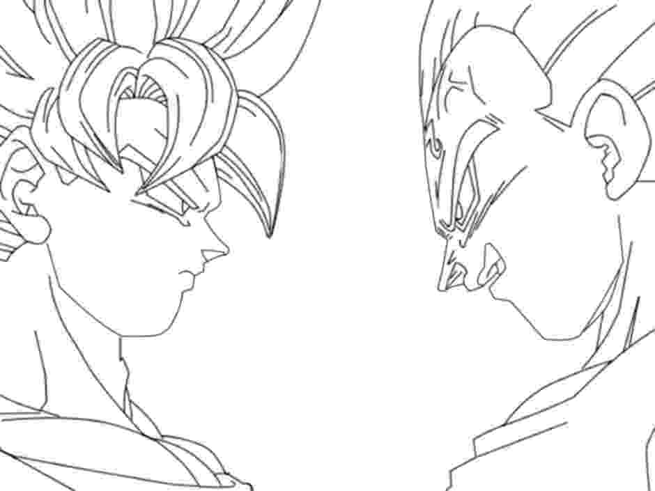 dragon ball z kai coloring pages 50 best super saiyan goku coloring pages images in 2017 kai ball pages dragon coloring z