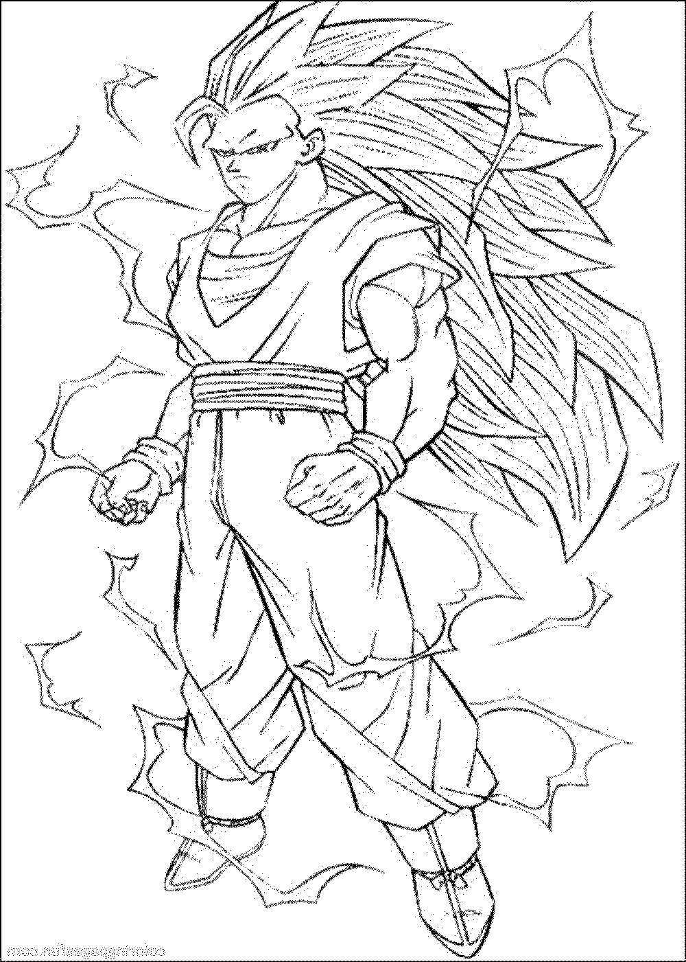 dragon ball z kai coloring pages dragon ball coloring pages best coloring pages for kids pages kai dragon coloring ball z
