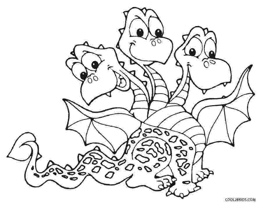 dragon color sheets cute dragon with balloons coloring page free printable dragon sheets color