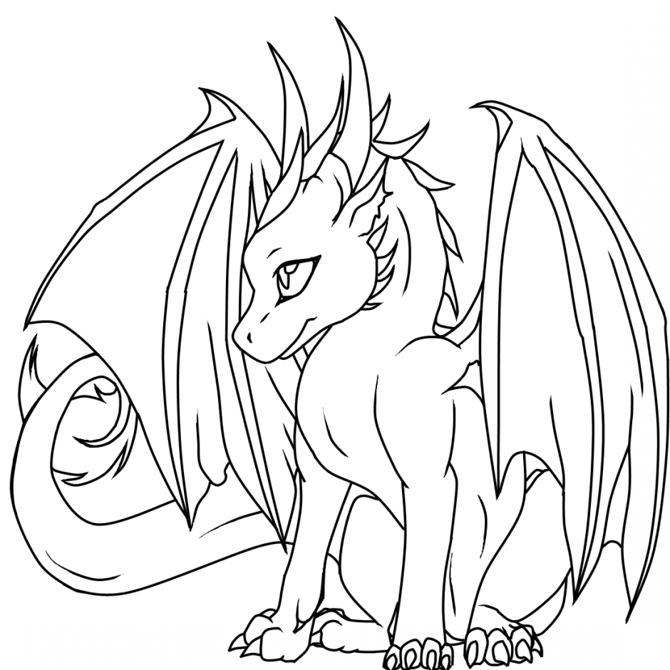 dragon coloring pages coloring pages female dragon coloring pages free and coloring pages dragon