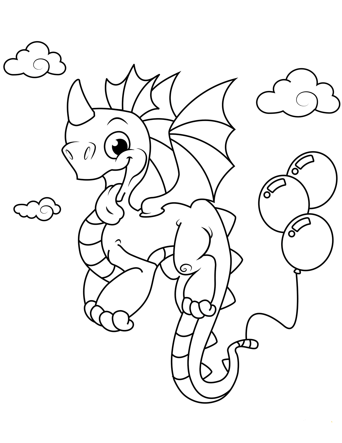 dragon coloring pages to print free printable dragon coloring pages for kids lettas to pages print coloring dragon