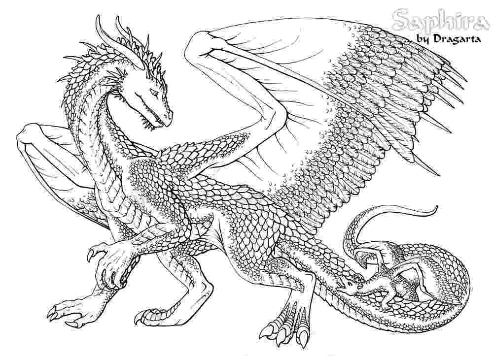 dragon coloring pages to print pictures of dragons for kids clipartsco pages coloring dragon print to