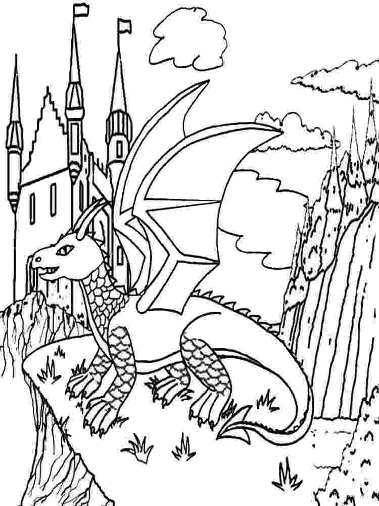 dragon images to color chinese dragon coloring pages to download and print for free color to images dragon