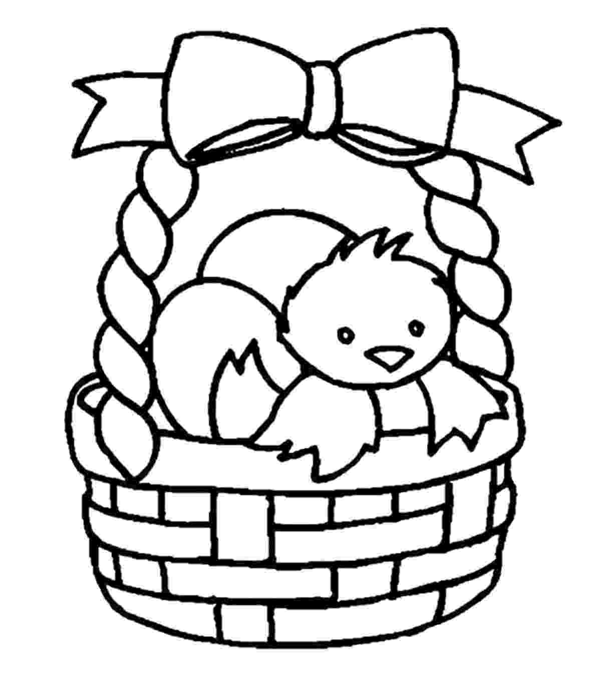 easter basket coloring sheet coloring pages of easter baskets best coloring pages basket easter coloring sheet