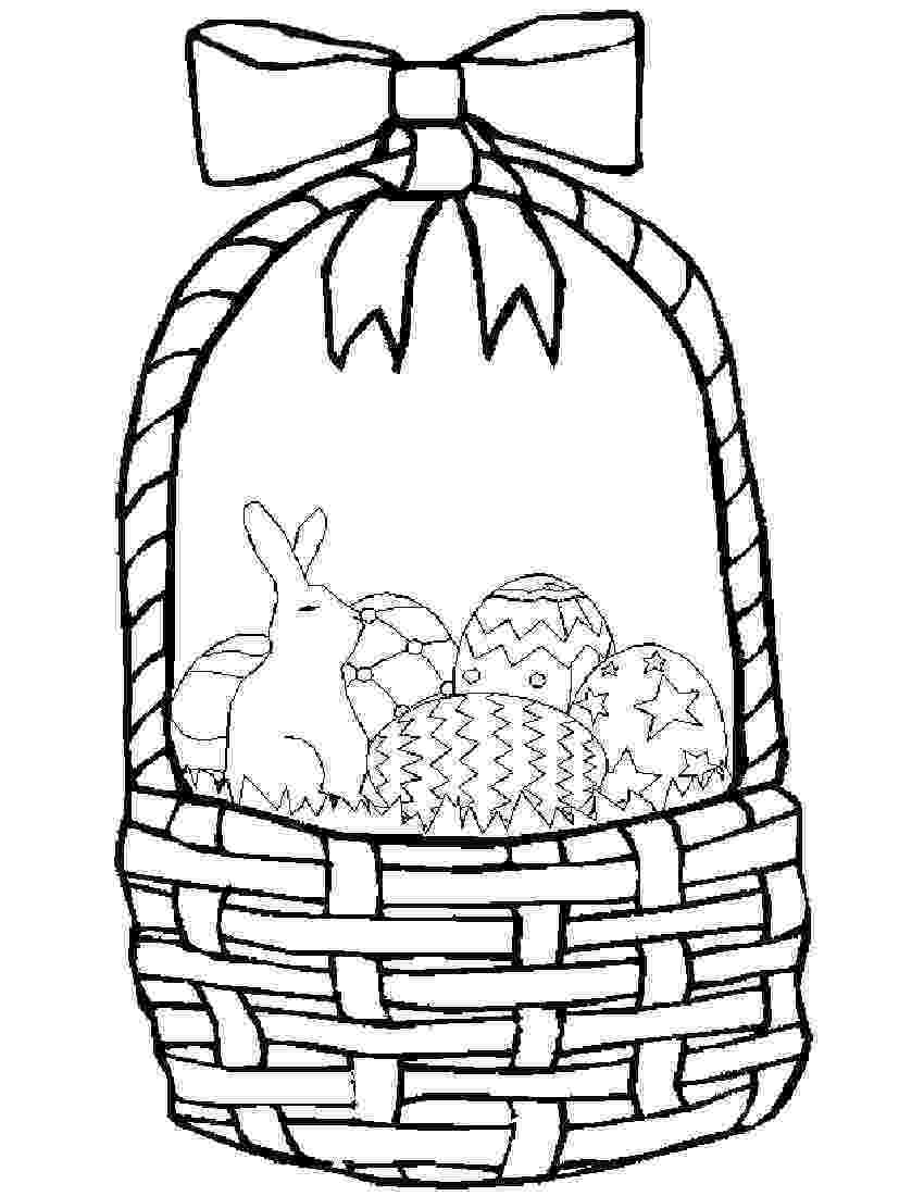 easter basket coloring sheet early play templates easter basket templates to colour sheet easter coloring basket
