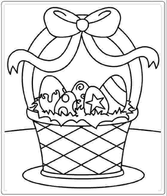 easter basket coloring sheet holiday coloring pages momjunction easter coloring basket sheet