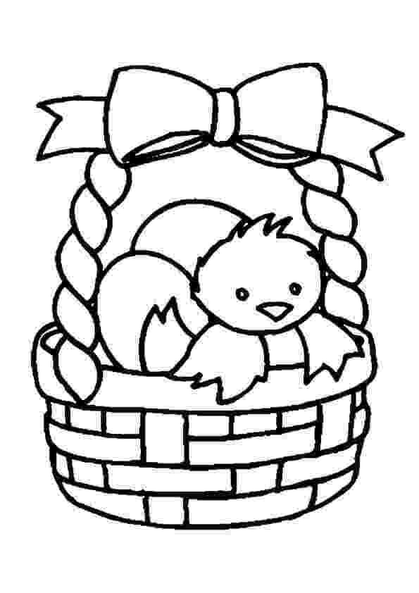 easter basket colouring easter basket coloring pages best coloring pages for kids colouring easter basket 1 1