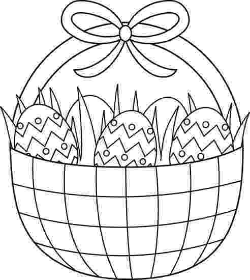 easter basket colouring free easter basket coloring pages printable easter basket colouring