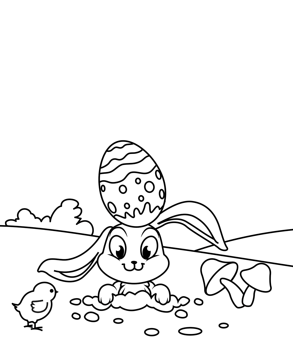 easter chick colouring 20 free easter chick coloring pages printable easter colouring chick