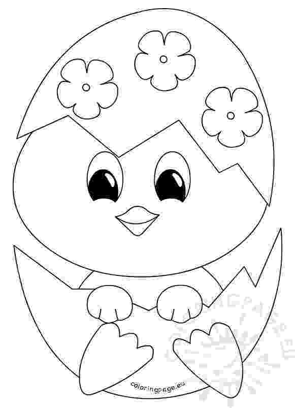 easter chick colouring easter coloring page baby chick coloring page chick colouring easter