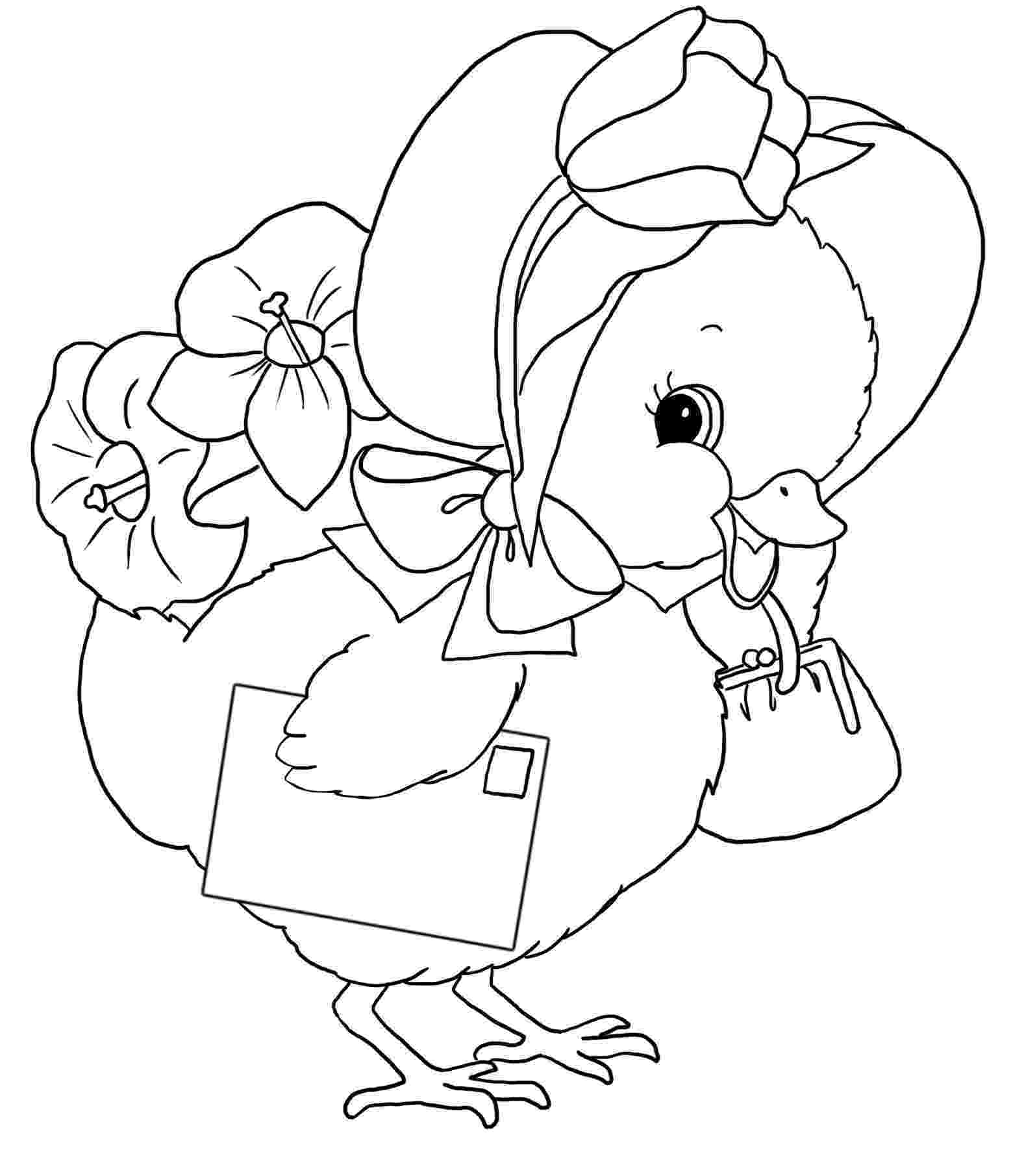 easter chick colouring easter coloring pages colouring easter chick