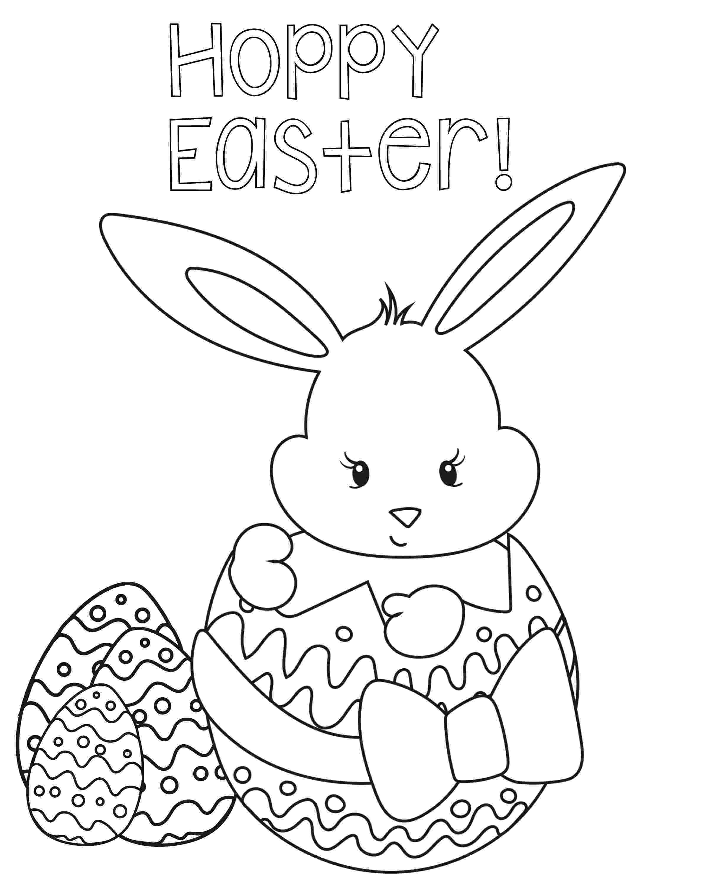 easter coloring 16 free printable easter coloring pages for kids coloring easter