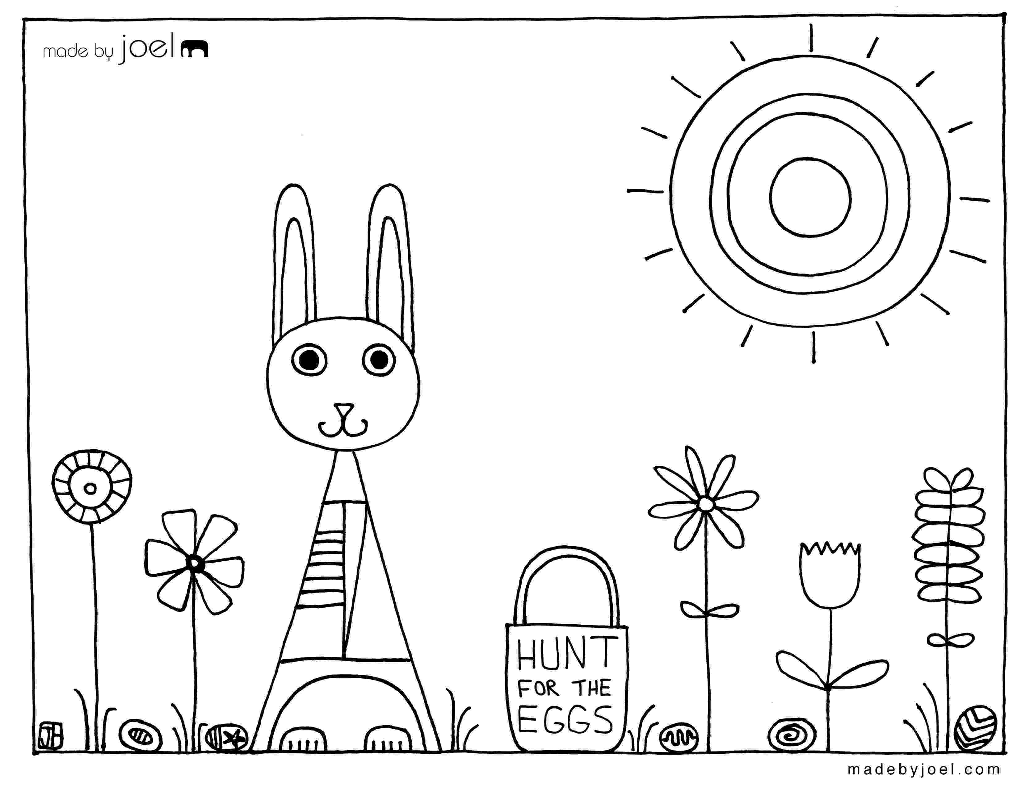 easter coloring happy easter coloring pages free large images easter coloring