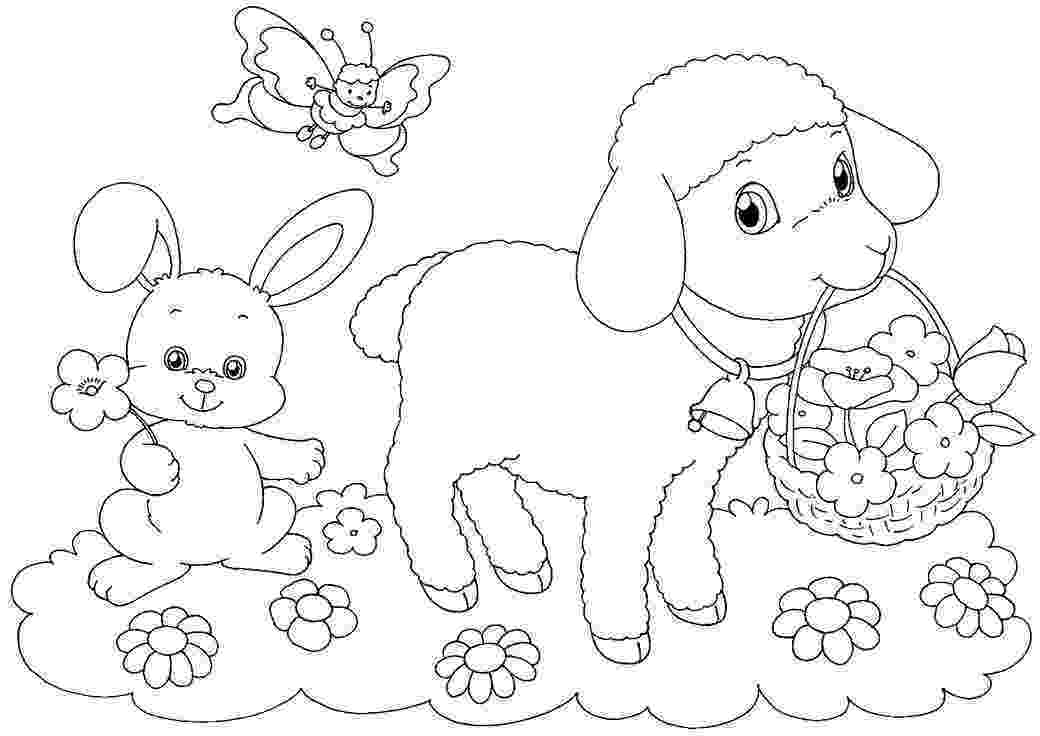 easter coloring pictures for preschoolers easter bunny egg coloring pages preschool crafts easter preschoolers coloring for pictures
