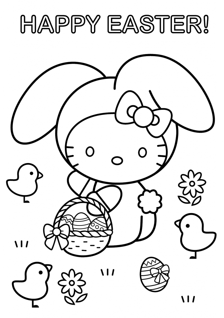 easter coloring sweet and sunny spring easter coloring pages coloring easter