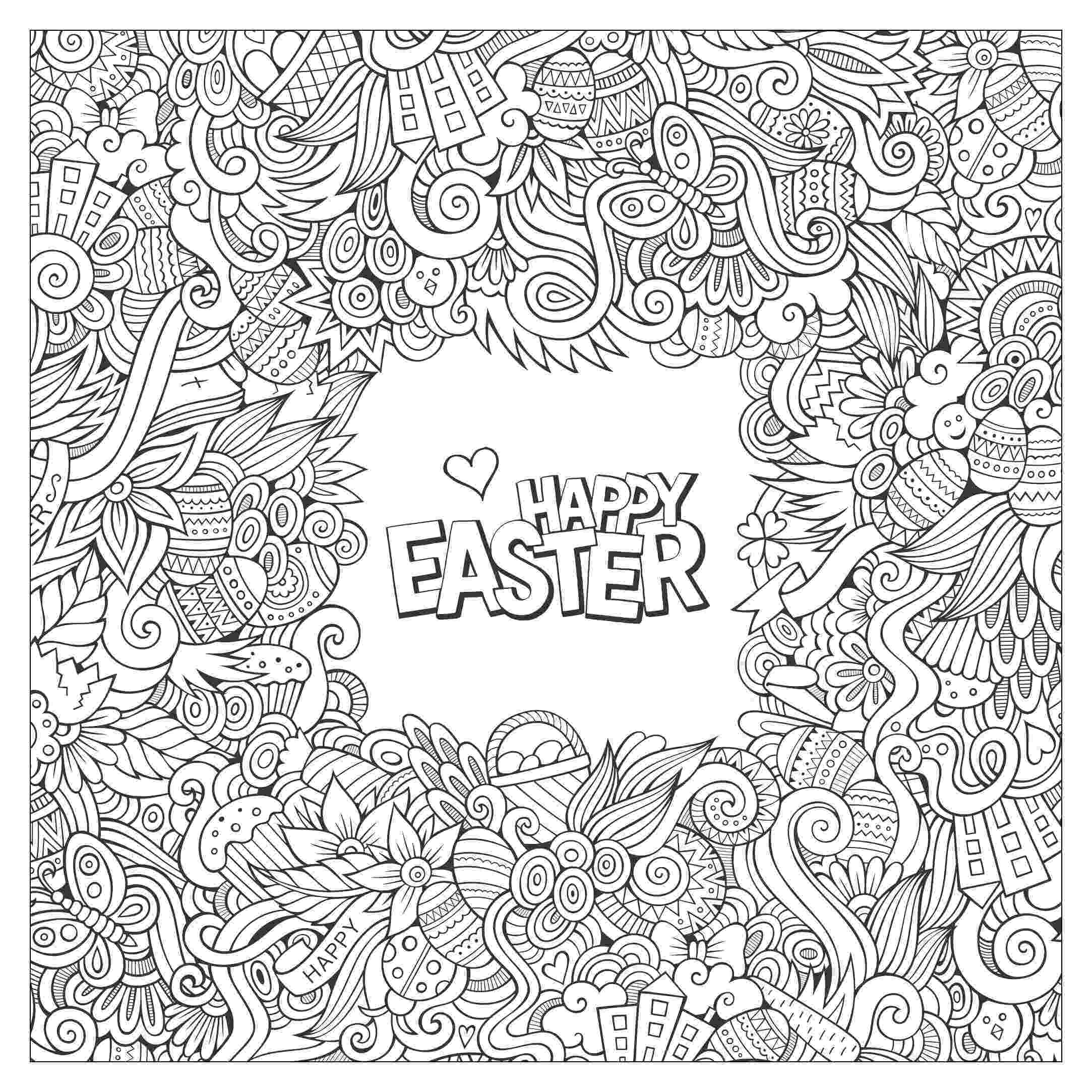easter colouring pages printable for adults easter coloring pages for adults best coloring pages for colouring printable pages easter adults for