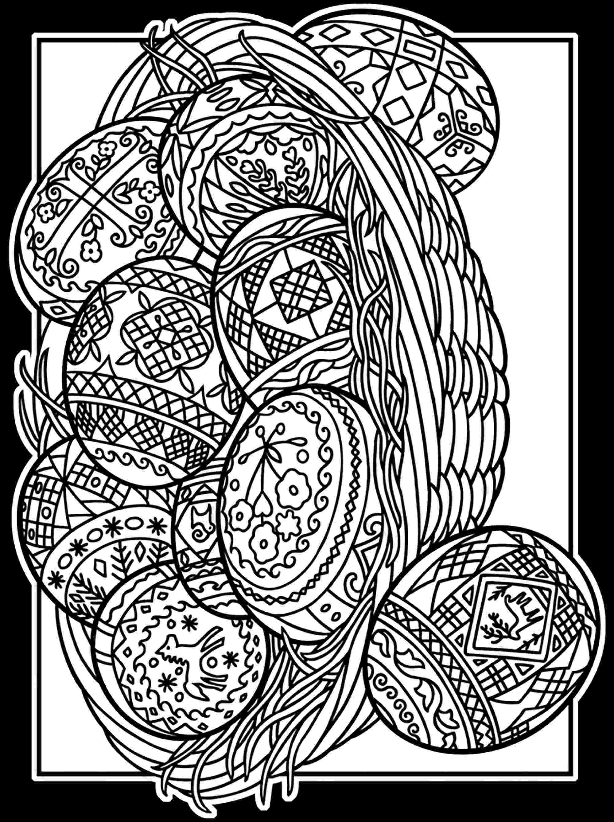 easter colouring pages printable for adults easter eggs to print and color easter adult coloring pages adults colouring printable pages easter for