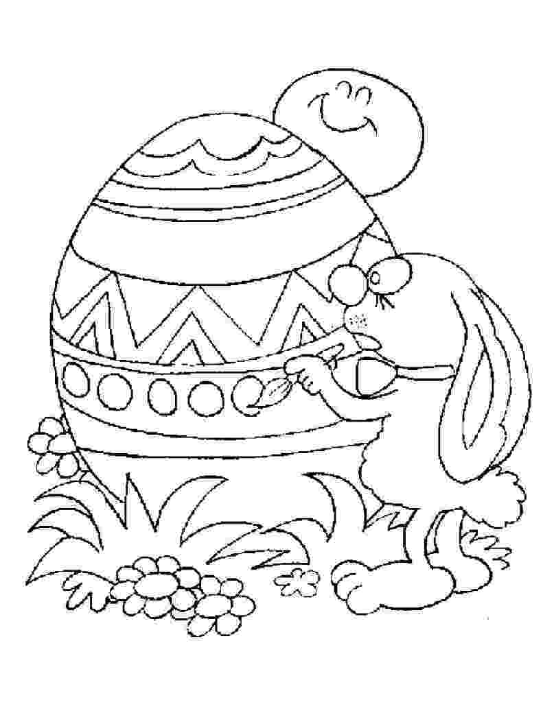 easter colouring pics easter eggs color pages colouring easter pics