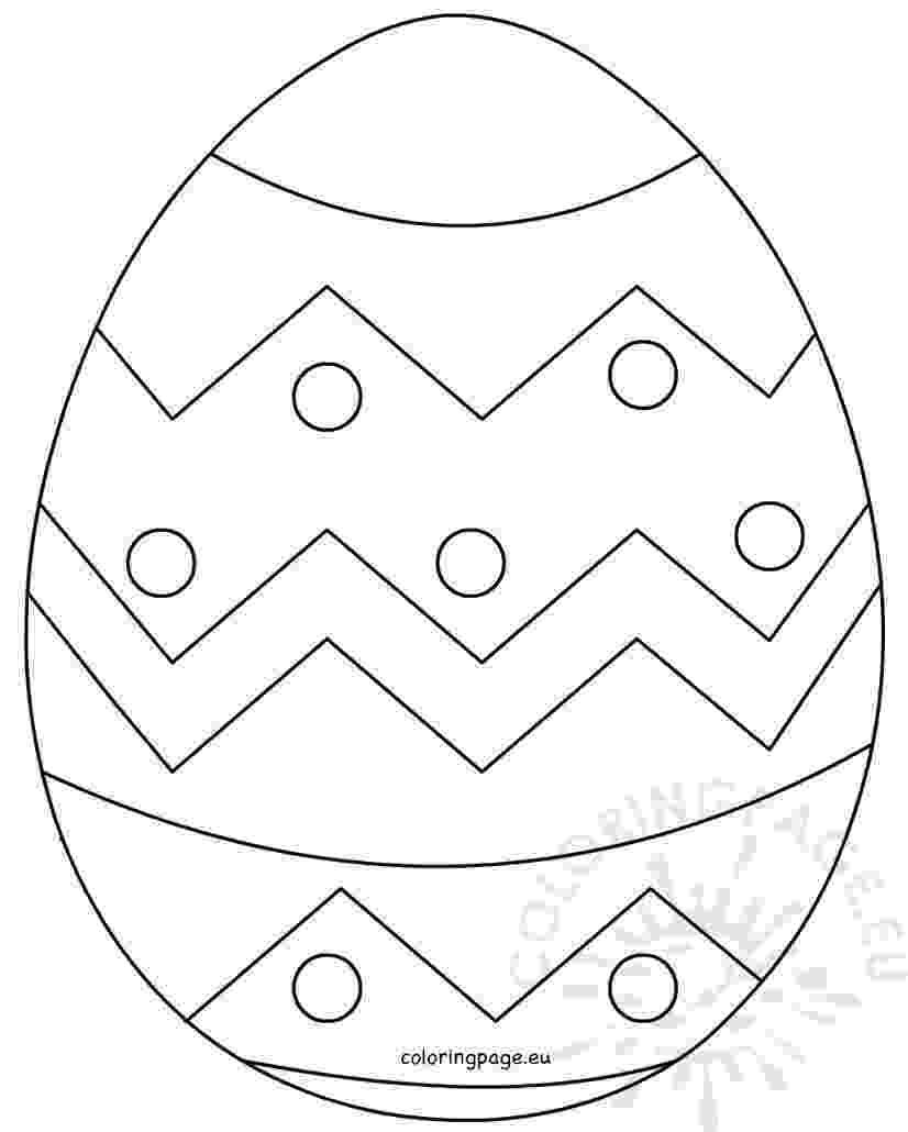 easter egg patterns large easter egg patterns coloring page patterns egg easter
