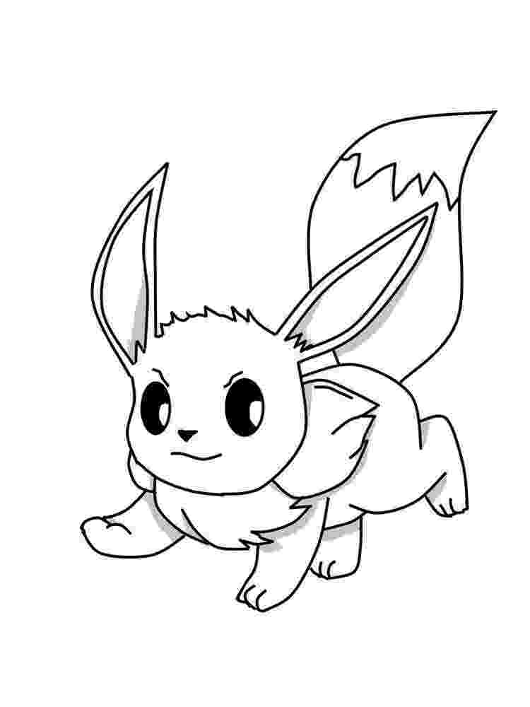 eevee printable coloring pages eevee coloring page free printable coloring pages printable pages coloring eevee