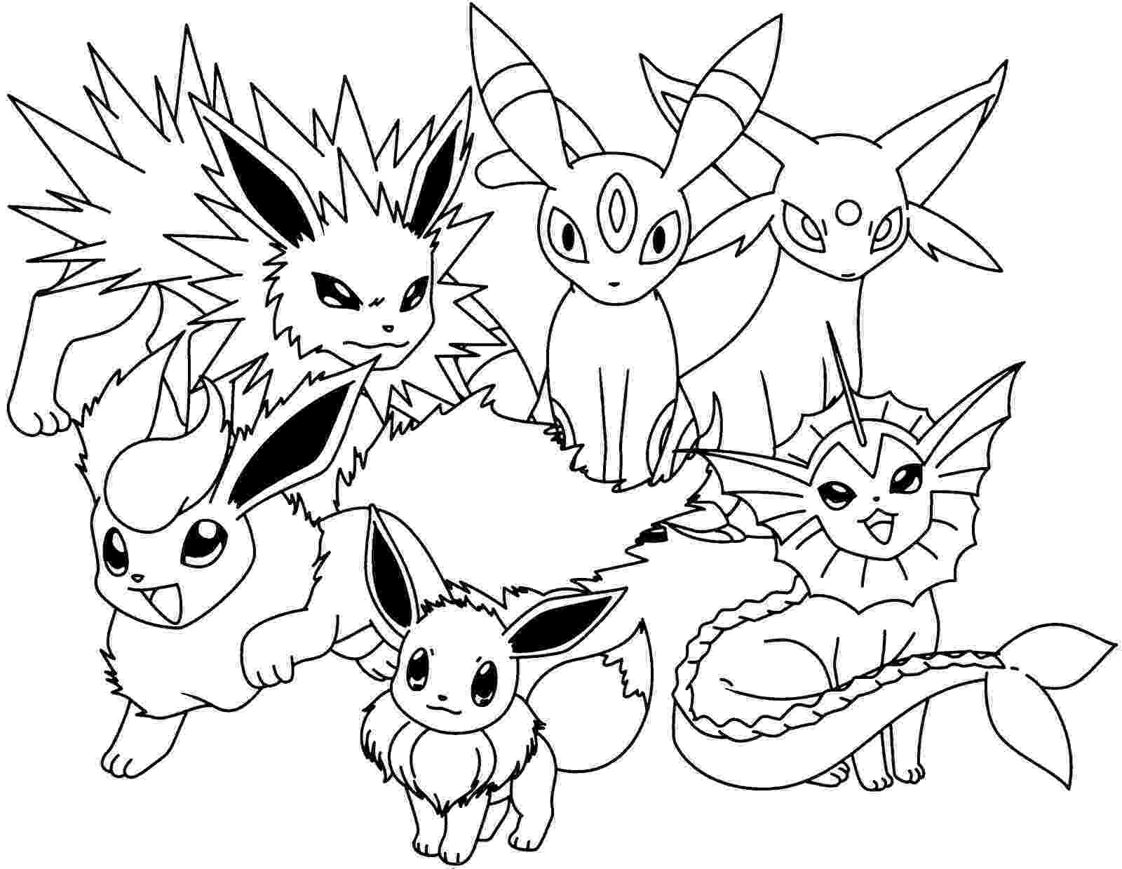 eevee printable coloring pages eevee coloring pages to download and print for free eevee coloring pages printable