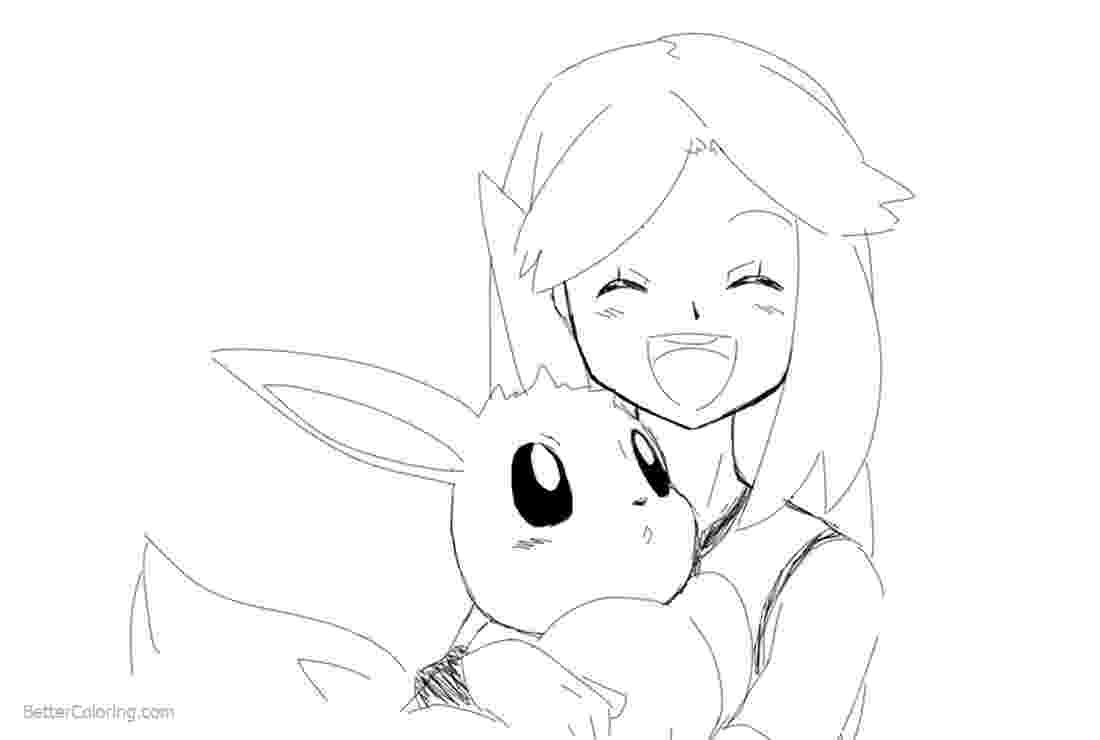 eevee printable coloring pages eevee pokemon coloring page free pokémon coloring pages printable eevee pages coloring