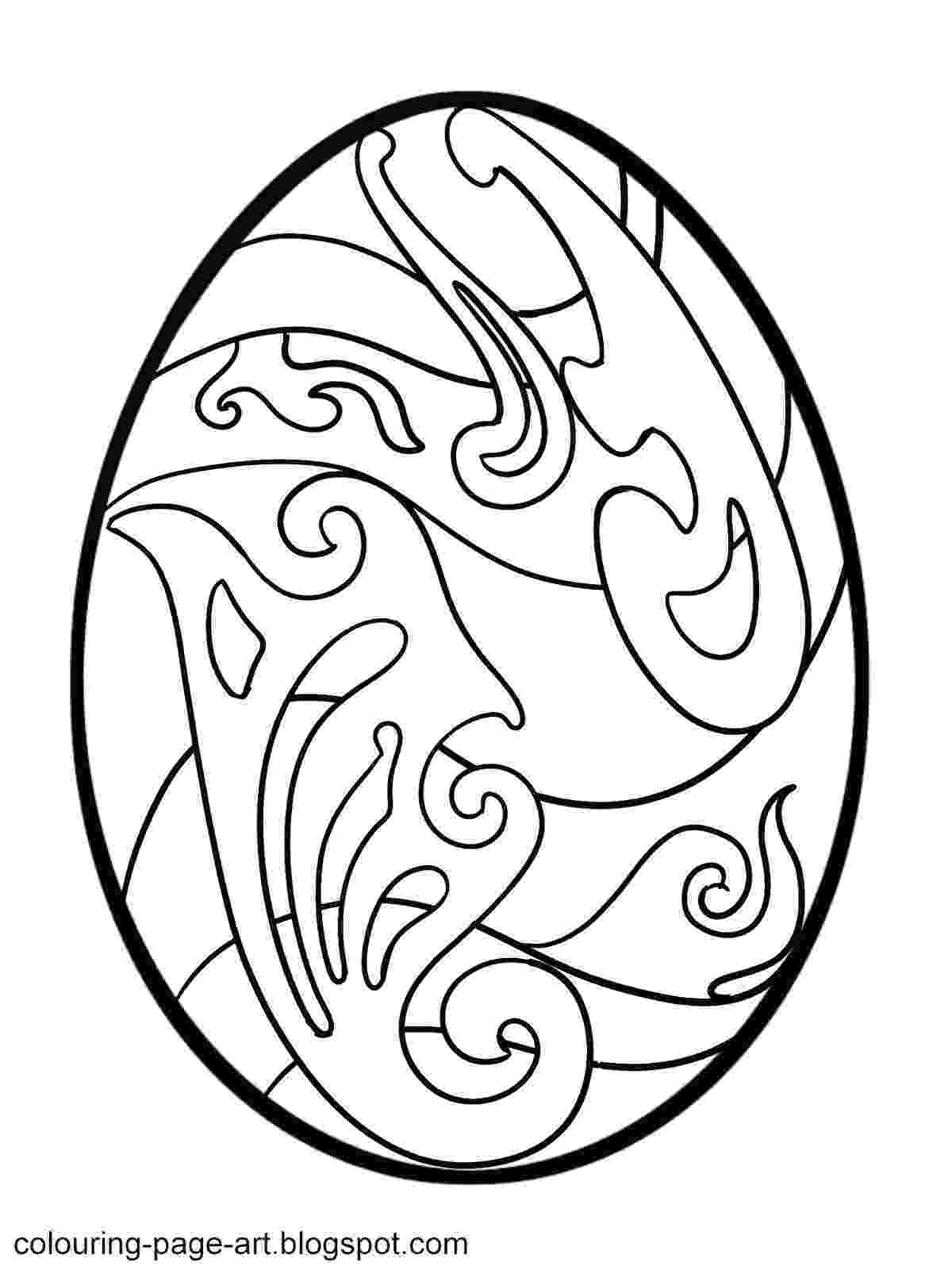 egg coloring pages easter egg printable colouring pages hubpages pages egg coloring 1 1