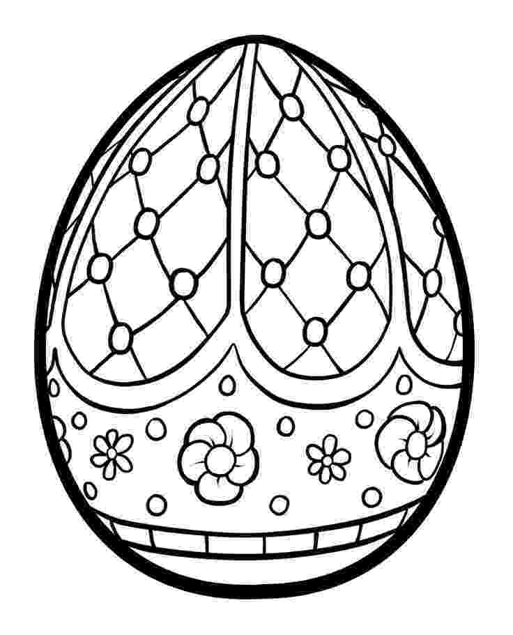 egg coloring pages free easter printables faberge egg inspired design with pages egg coloring