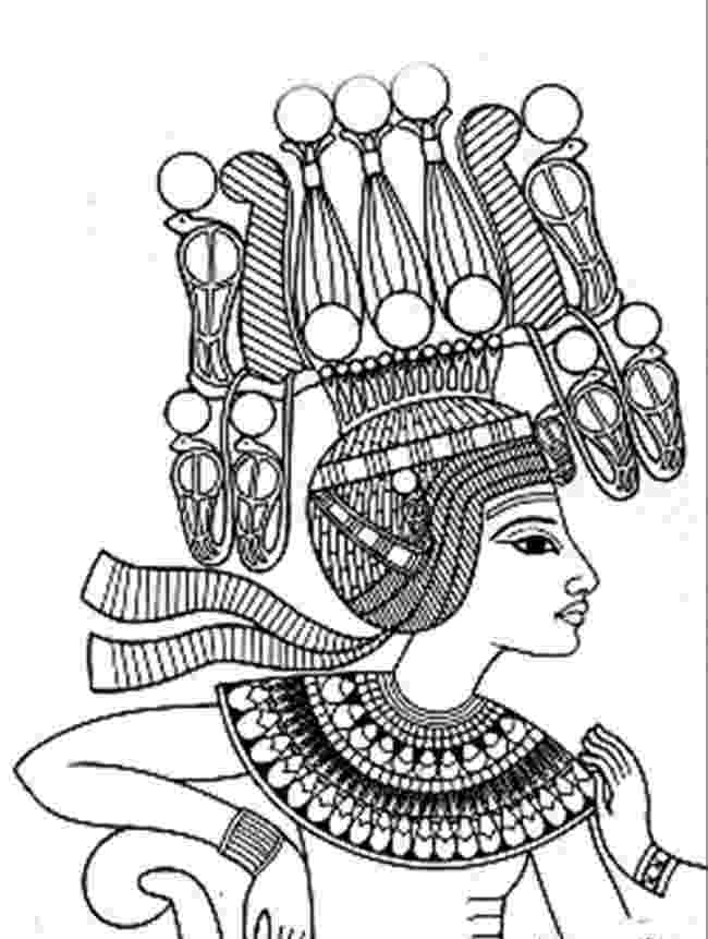 egypt coloring pages egyptian papyrus painting coloring pages  hellokidscom pages coloring egypt